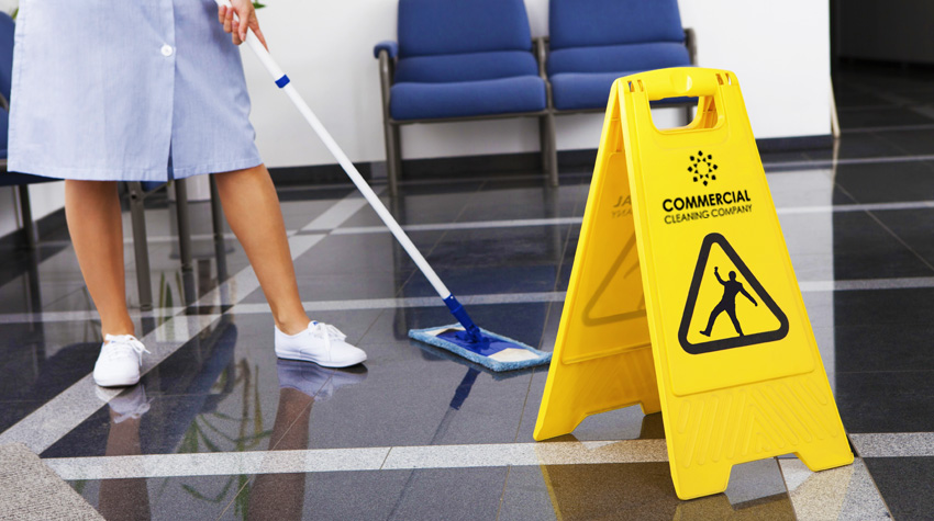 Commercial Cleaning York